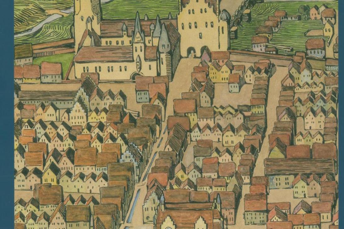Neuerscheinung: Das Residenzschloss zu Dresden, Band 1
