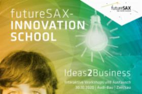 Foto: futureSAX-InnovationSchool-Postkarte